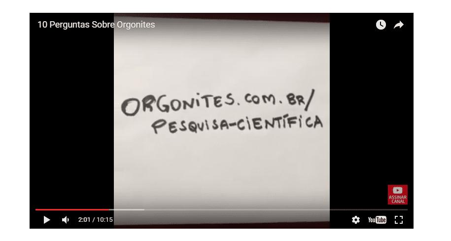 10 Perguntas sobre Orgonites
